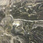 Marble – Arabascato Grigio Black slab-min