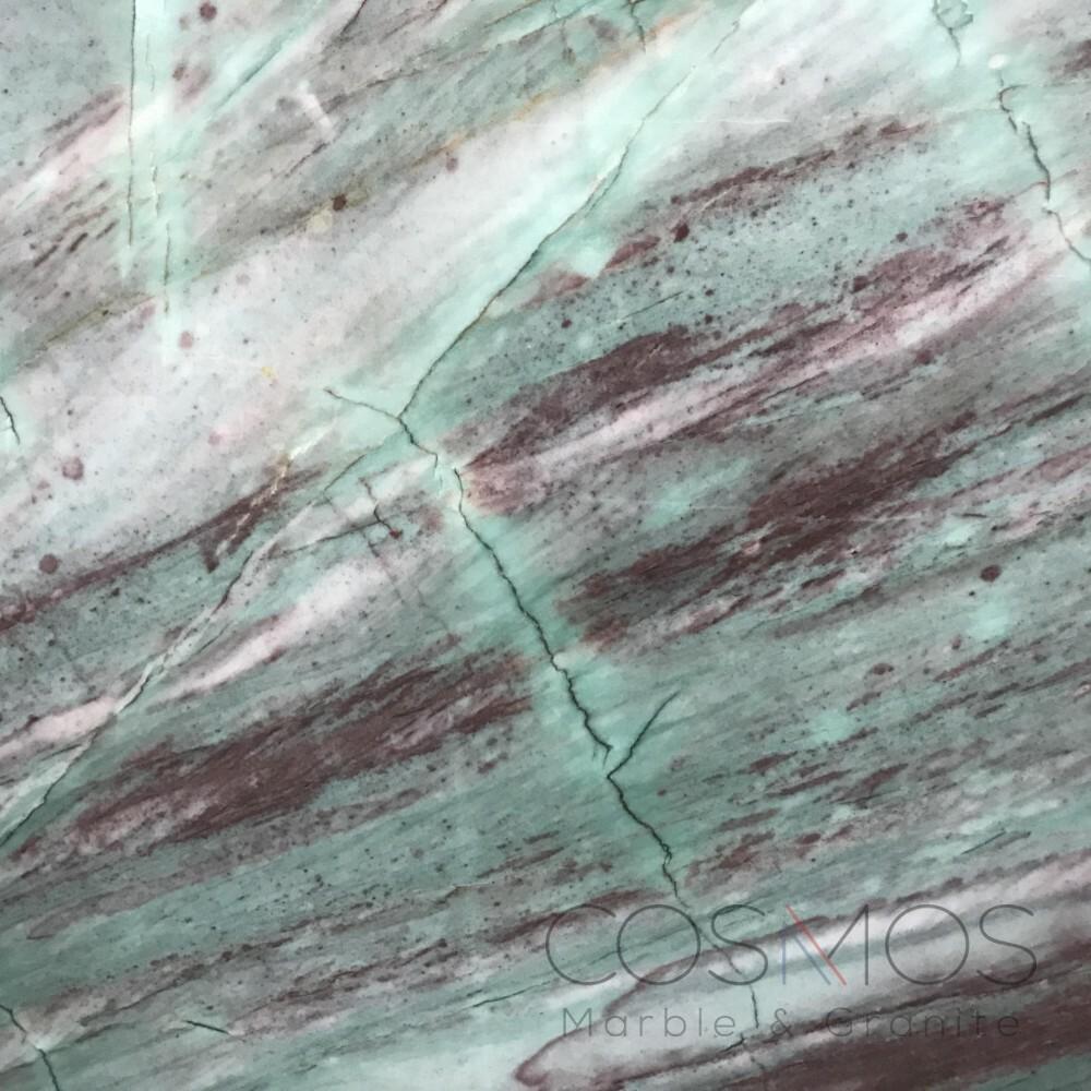 Quartzite – Emerald Green-min