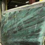 Quartzite – Emerald Green slab-min